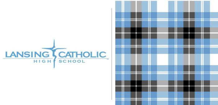 Lansing Catholic Logo